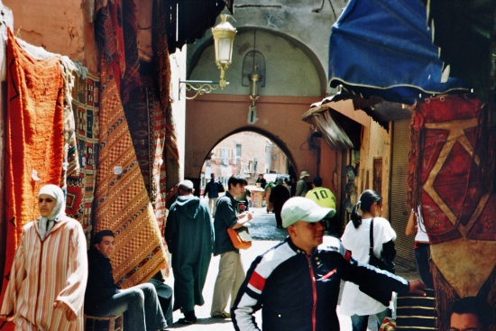 Mein dritter Besuch in Marrakesch - der Perle Marokkos