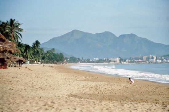 Am Strand in Nha Trang