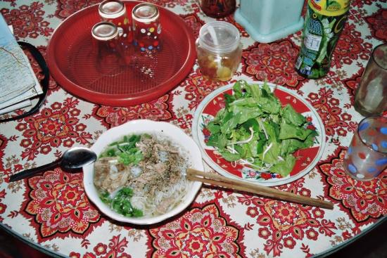 Suppe am Morgen, Mittag, Abend - Guten Appetit!