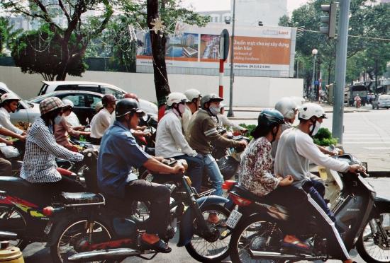 Saigon - World of Mopeds