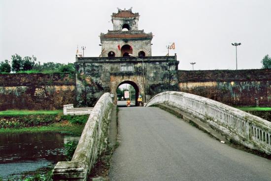 Der Kaiserpalast mit seiner kilometerlangen Mauer wird heute durch das Kaisertor betreten. Es war nur diesem vorbehalten.
