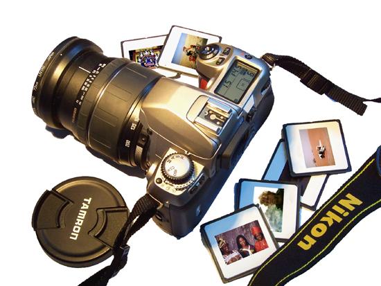Die Nikon F80 - nach acht Jahren Einsatz und tollen Bildern geht sie in Rente