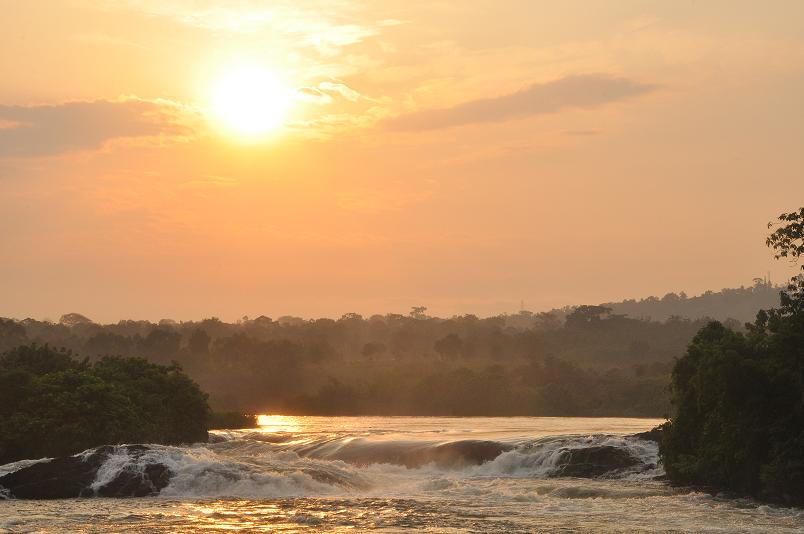Good Morning Bujagala Falls
