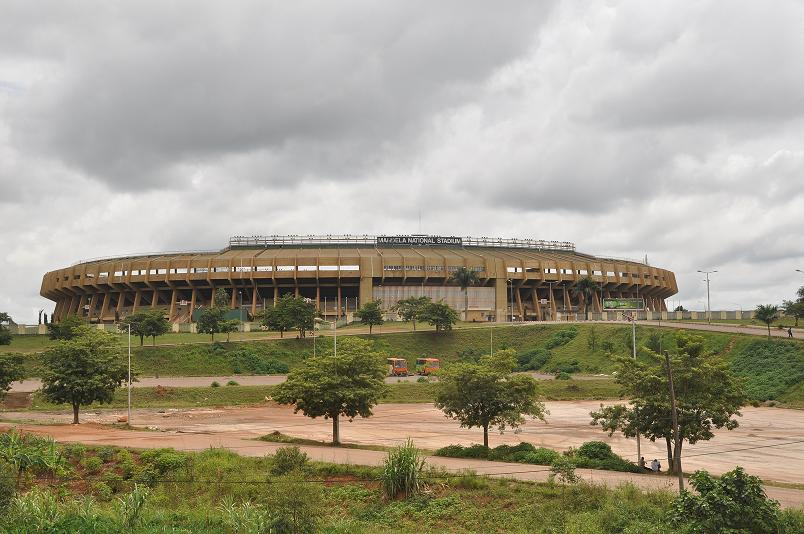 Nelson Mandela Fussballstadion