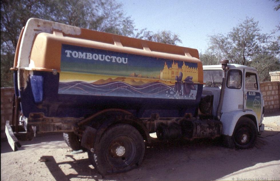 Willkommen in Timbuktu