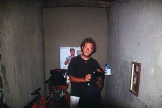 Als Frisör in Mali