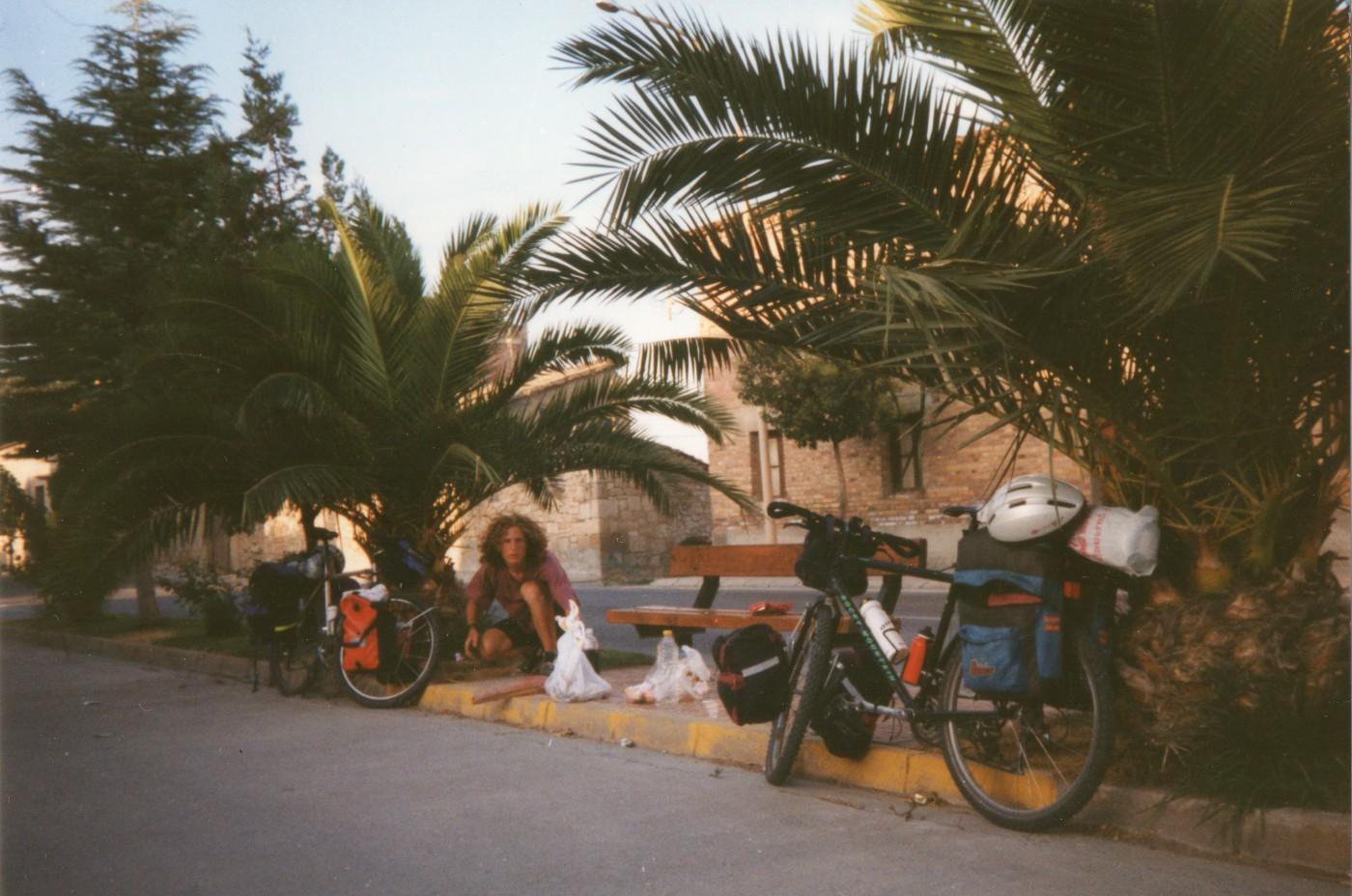 Genau hier haben wir uns das letzte Mal gewaschen - Portugal 1993