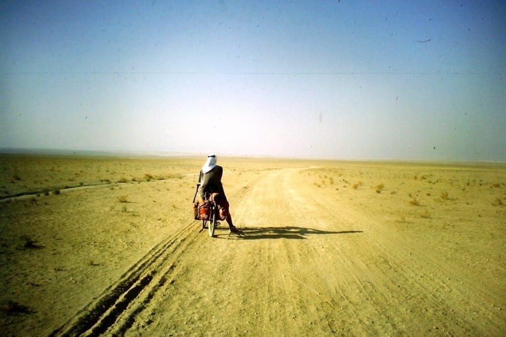 Durch die syrische Wüste