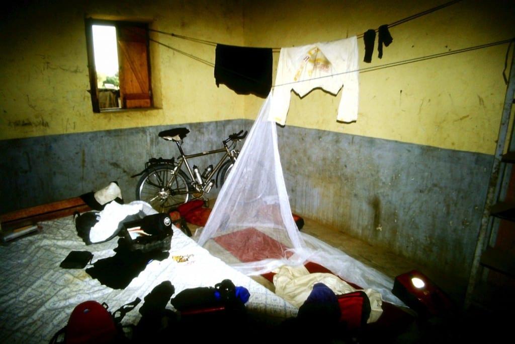 Meine Unterkunft in Timbuktu