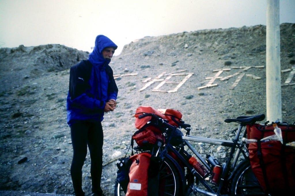KALT - auf über 4.000 Metern wird es frisch im Himalaya
