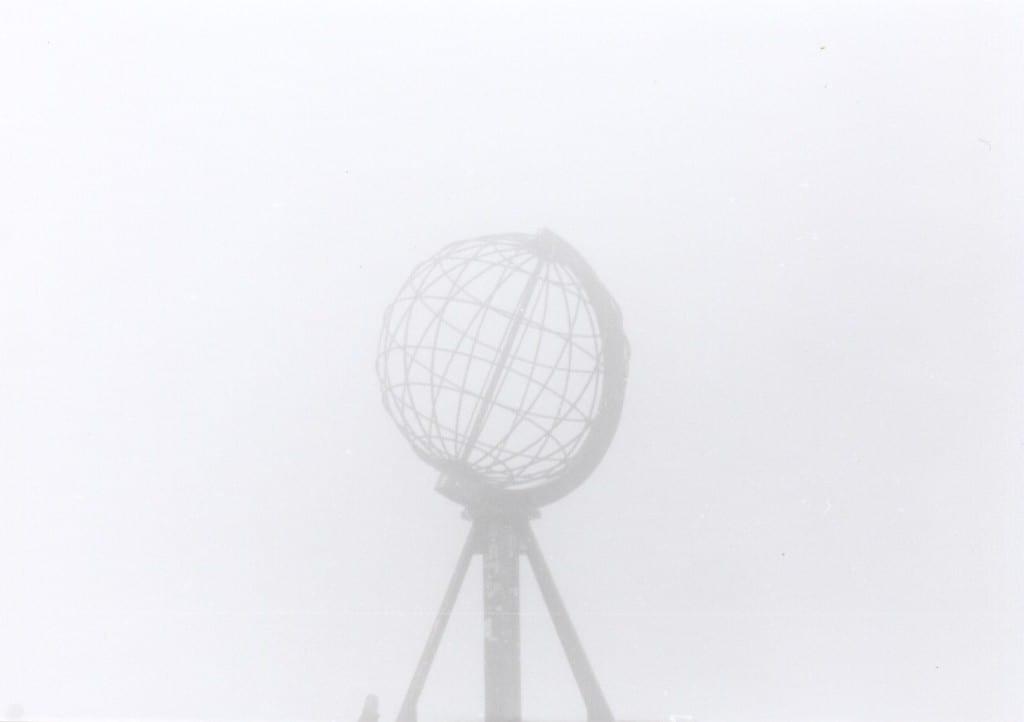 Nordkapp im Nebel