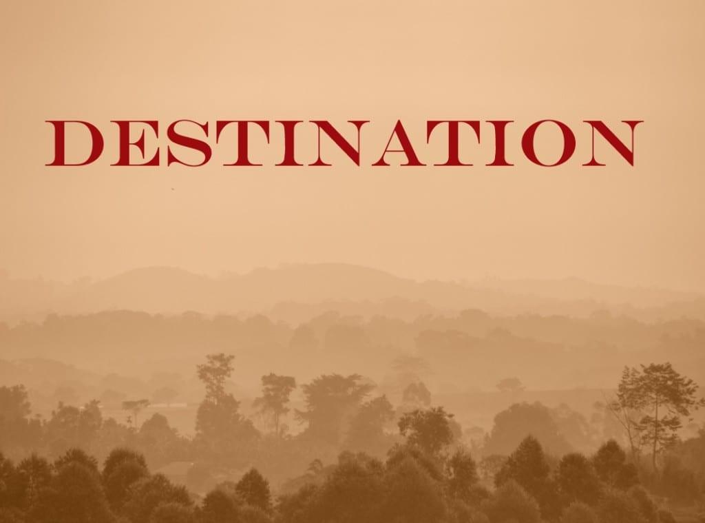 radtourplanung destination