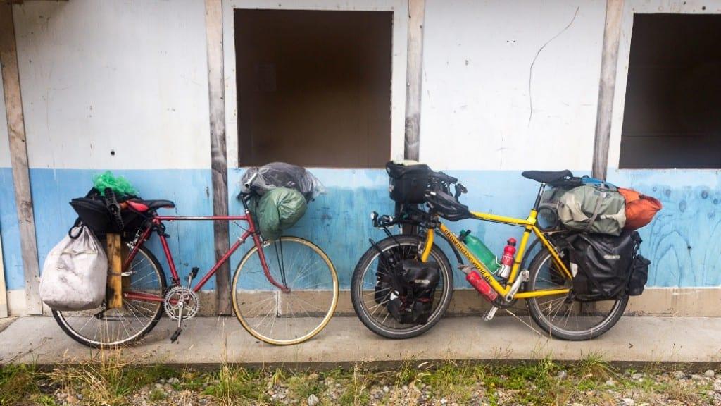 Stefans Fahrrad (gelb) © showmetheworld.de