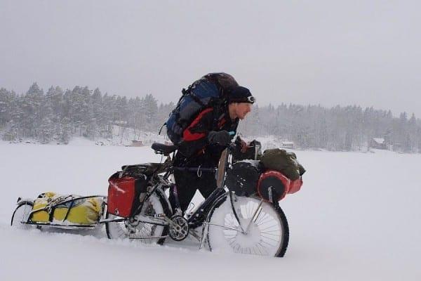 Richard unterwegs in Schweden © www.lonelytraveller.de