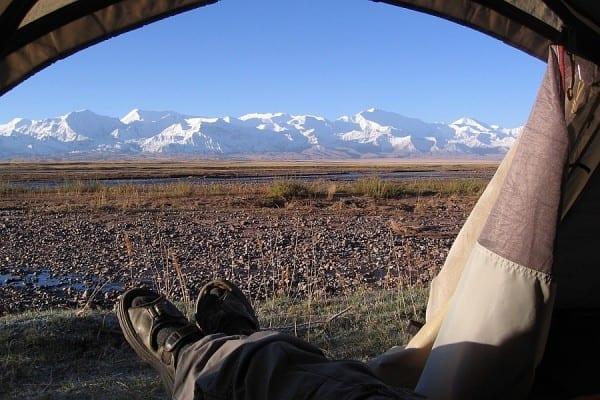 Tadschikistan 2012 – so lässt es sich leben... © www.lonelytraveller.de