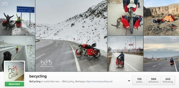becycling