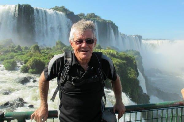 An den Wasserfälle von Iguazu © radtraum.de