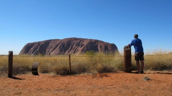 Ayers Rock (Uluru) © radtraum.de