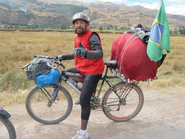 Reiseradler getroffen in Peru © radtraum.de