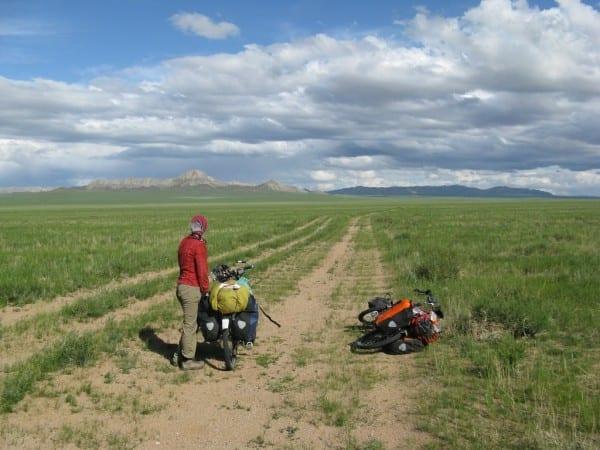In der Mongolei © Dina und Christian Dupraz