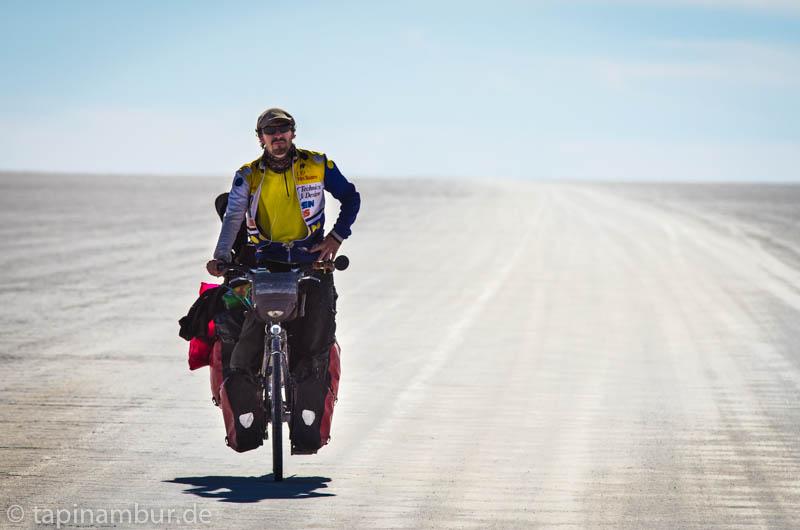 In Bolivien © www.tapinambur.de