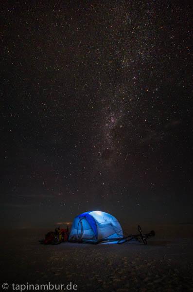 Gute Nacht in Bolivien  © www.tapinambur.de