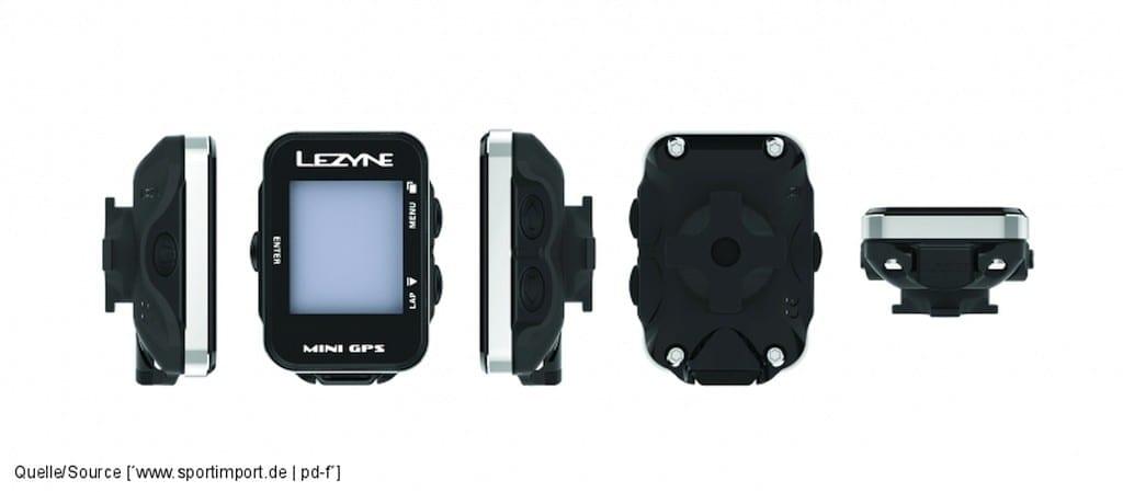 Lezyne Mini GPS Radcomputer / Foto: www.pd-f.de / sportimport.de
