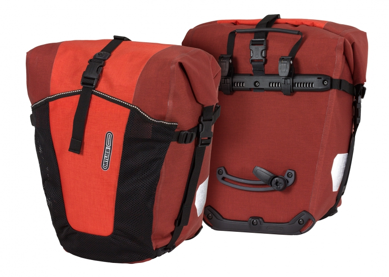 Die neuen Ortlieb XL Taschen: Back Roller Pro / Foto: EUROBIKE Friedrichshafen