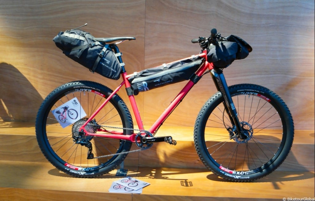 Cyclecrosser und -tourer für den leichten Ausflug zwischendurch - hier ein Modell von MTB Cycletech