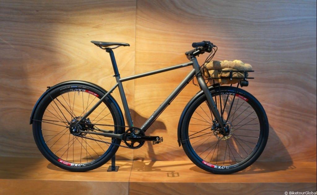 Das für mich schönste Rad der Eurobike: Das MTB Cycletech RAW