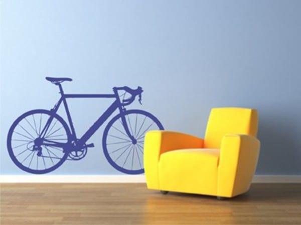 Wandtattoo Fahrrad © Werbeagentur Enghardt