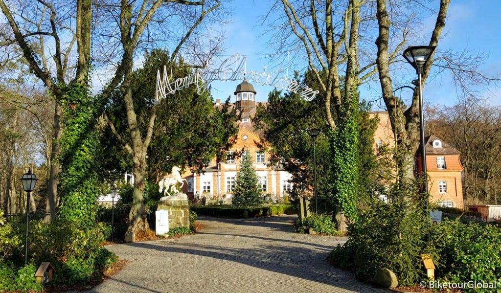 Schloss Basthorst bei Crivitz