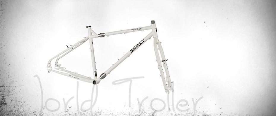 Der World Troller ist ein Universal-Genie © Surly Bikes