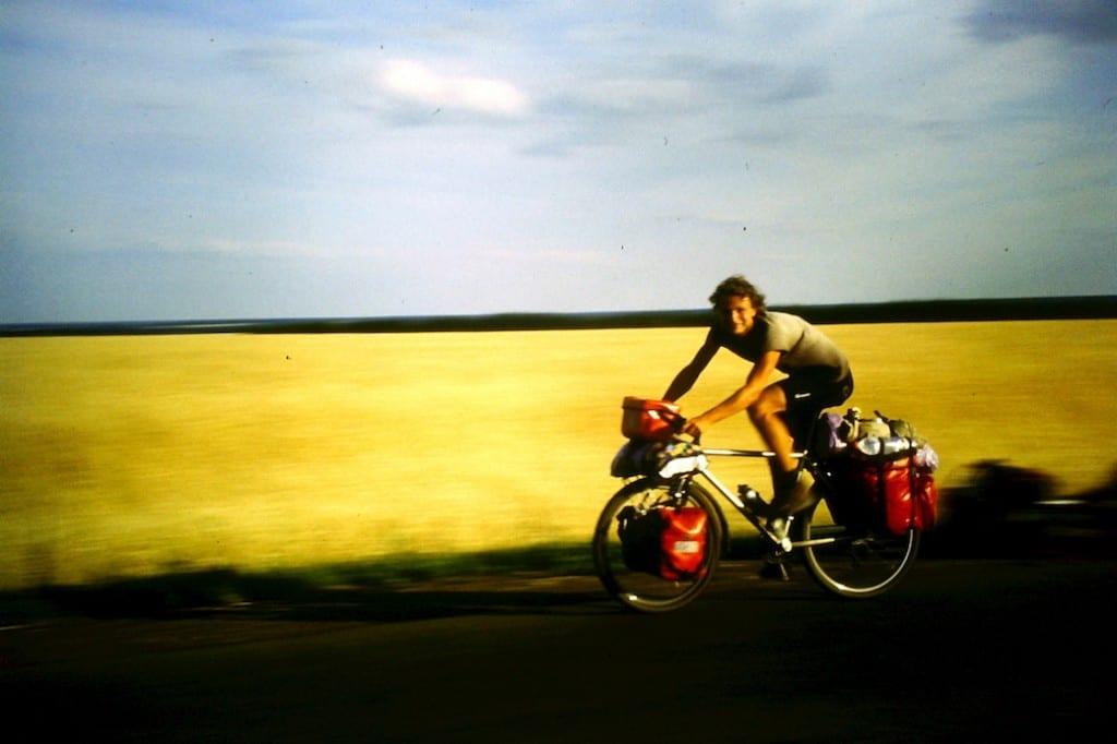 Nicht nur eine Radtour macht Spaß, sondern auch darüber zu schreiben