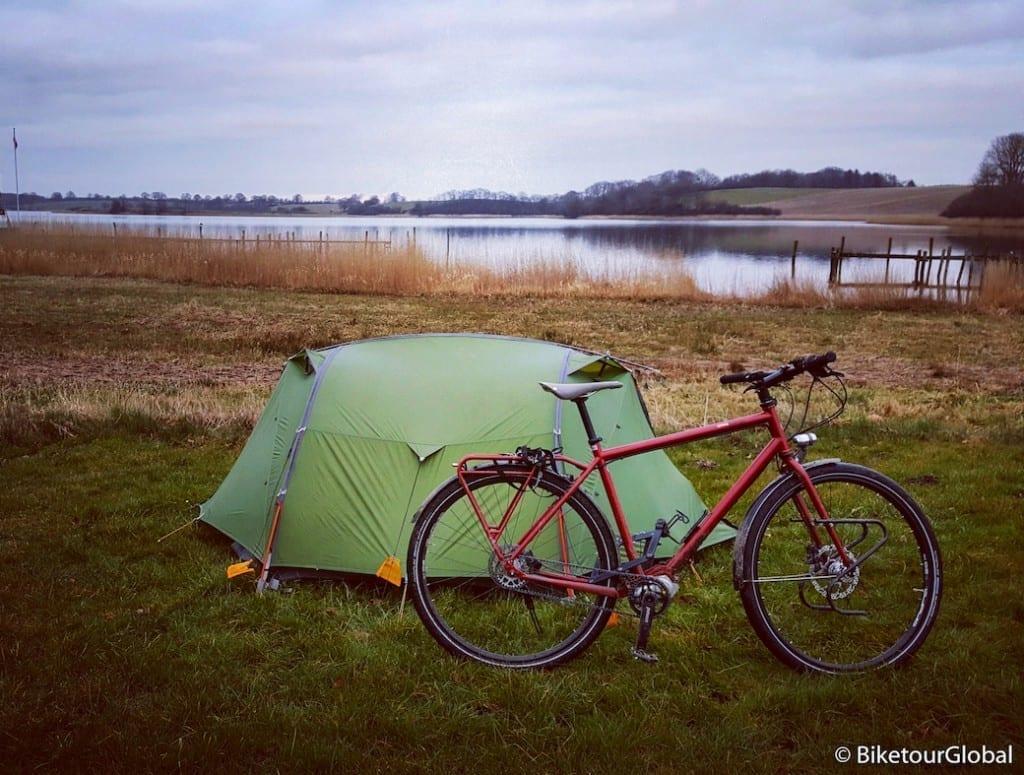 Zelten gehört bei mir zu jeder Tour