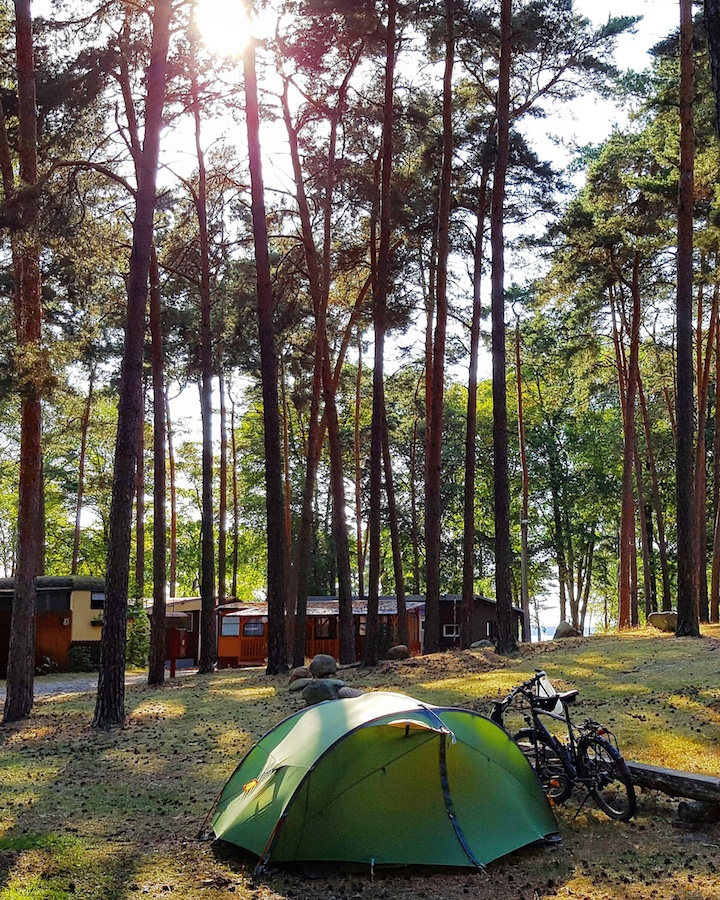 Camping am Arendsee