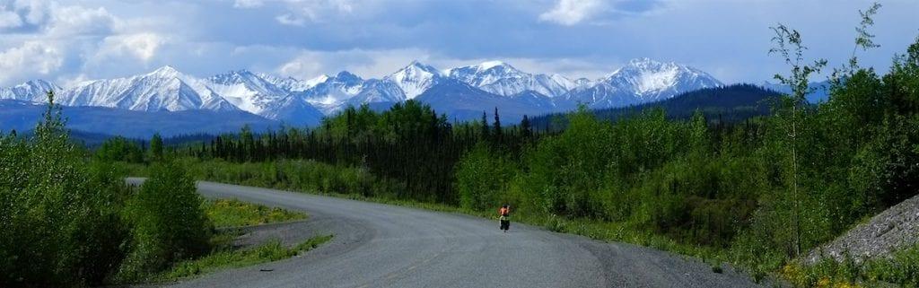 Beeindruckende Landschaft in Alaska © 2cycletheworld