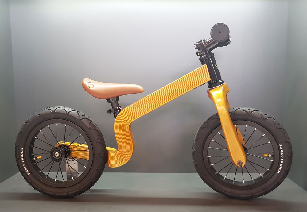 Early Rider Kinderrad aus Holz