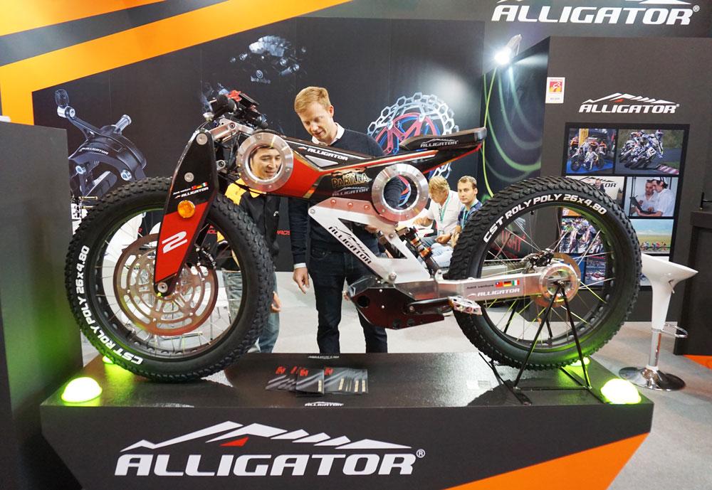Alligator Enduro-Was weiß ich-Bike