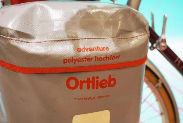 Ortlieb Taschen von 1982