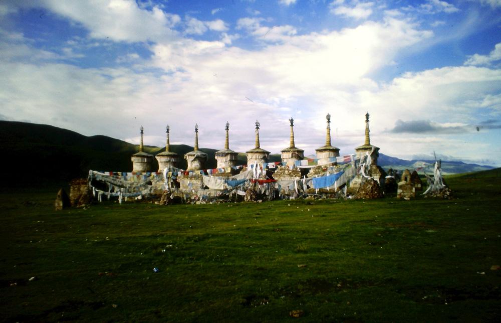 Transasien Himalaya Passhöhe