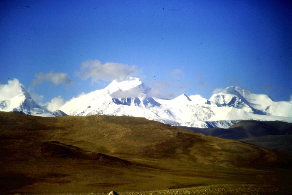 Transasien Im Himalaya