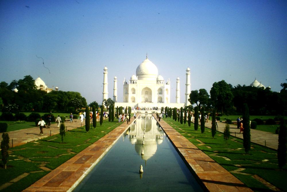 Transasien Taj Mahal