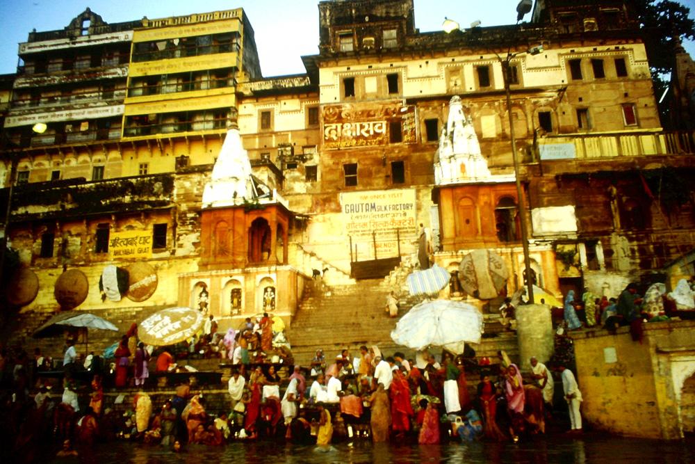 Transasien in Varanasi