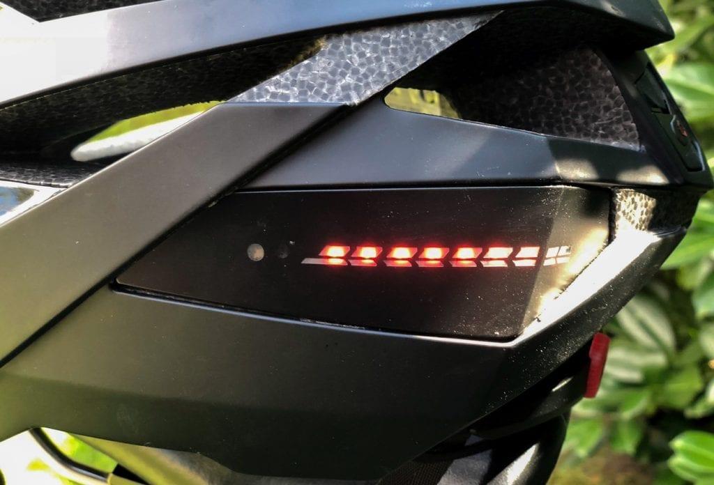 Test Coros Omni Smart Helm