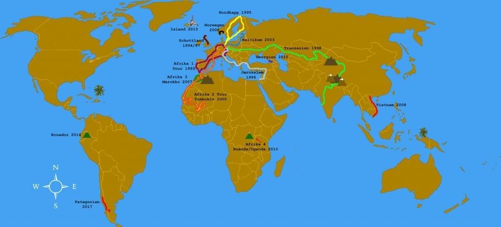 BiketourGlobal seit 1991