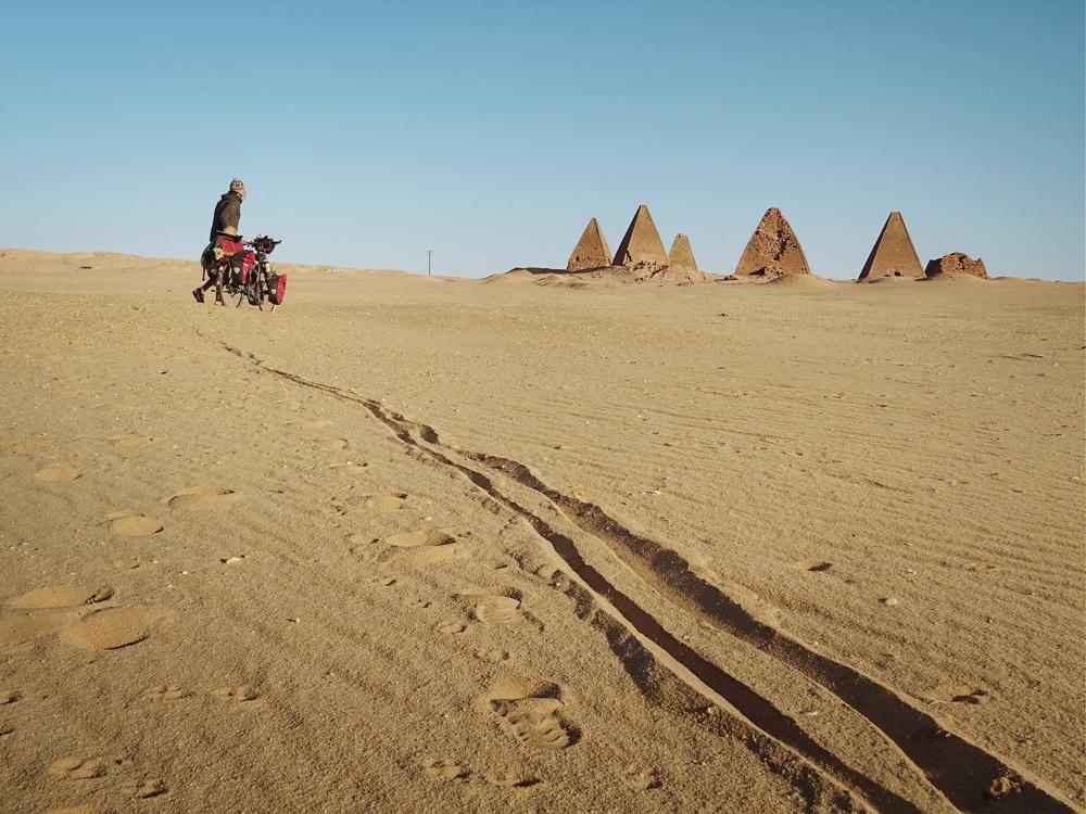 Anderswo Film Radreise Afrika
