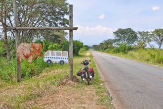 Bikepacking Ostafrika 2019