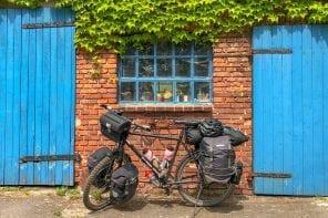 Alles für die Radreise 2019
