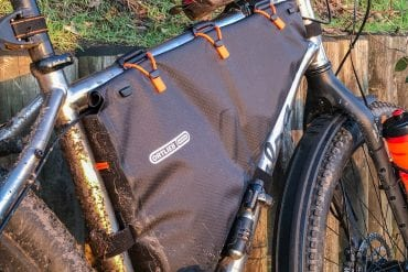 Rolled, Ridden & Shaken: Test Ride with the Ortlieb Frame-Pack RC